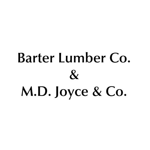 Barter Lumber Co. & M.D. Joyce & Co.