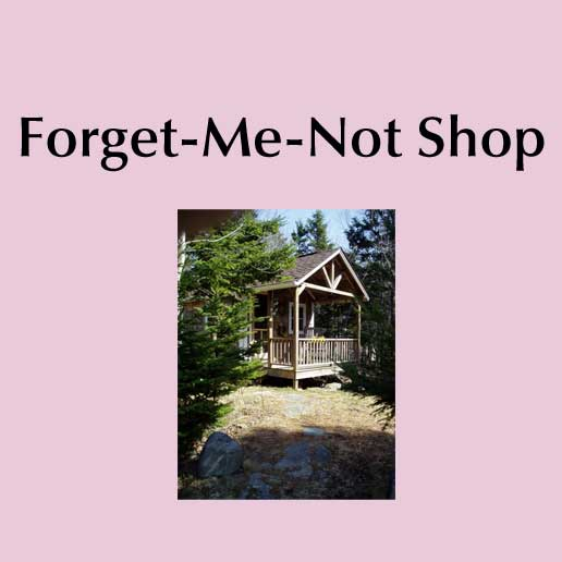 Forget-Me-Not Shop