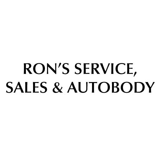 Rons Service Sales & Autobody