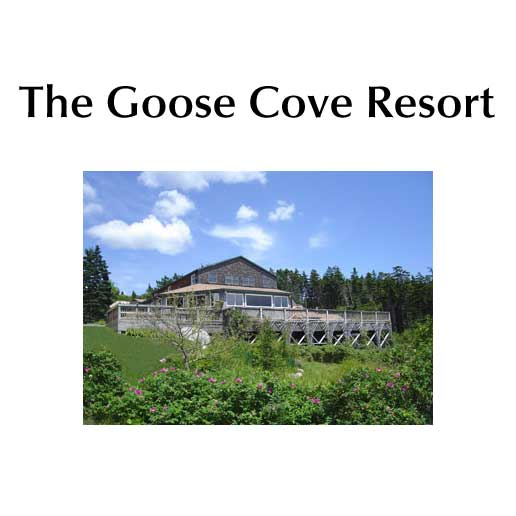 Goose Cove Resort