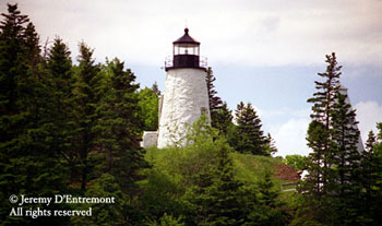 Eagle Island Light