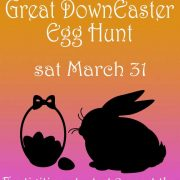 2018 Great DownEaster Egg Hunt