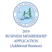 Business Membership Application (Additional Business)