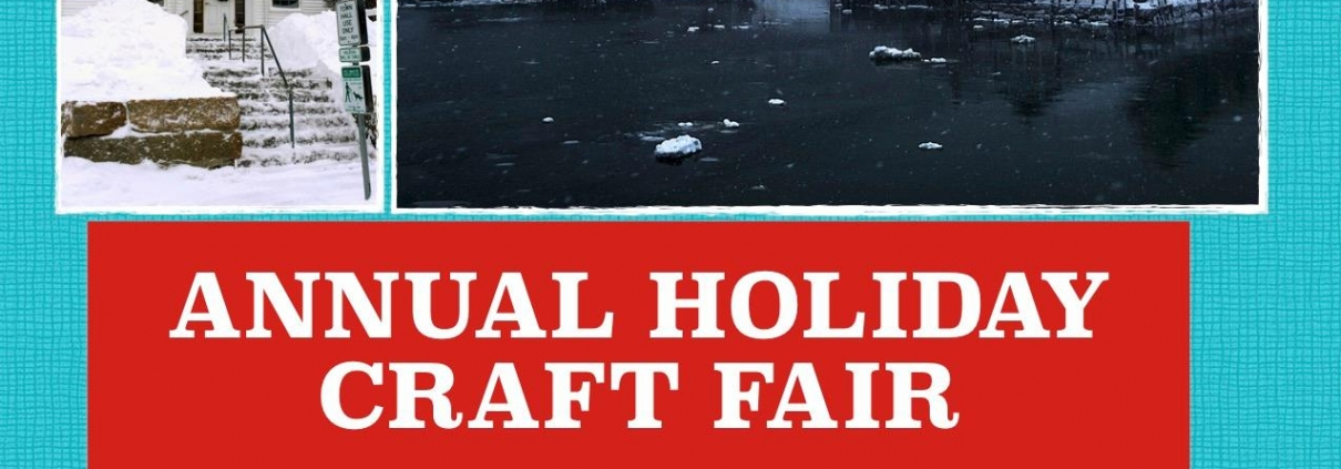 Stonington Holiday Craft Fair 2018