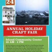 Stonington Holiday Craft Fair 2018