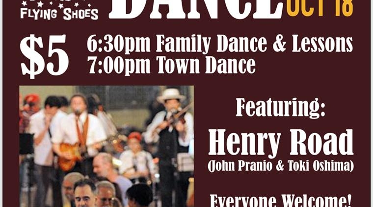 Contra Dance at Opera House Arts