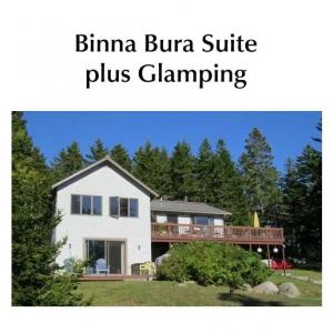 Binna Burra Suite plus Glamping