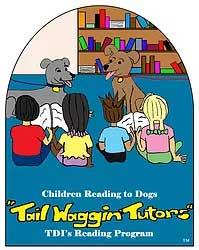 Tail Waggin' Tutors | Deer Isle Library